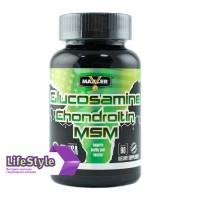 Glucosamine-Chondroitine-MSM (Maxler) 90 табл