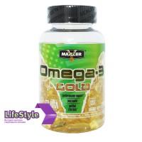 Витамины Maxler Omega-3 Gold 120 капс