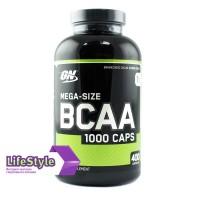 Аминокислоты Optimum Nutrition ВСАА 1000 400 капс
