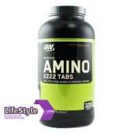Аминокислоты Optimum Nutrition Super Amino 2222 320 табл