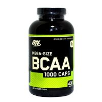Optimum Nutrition ВСАА 1000 400 капс