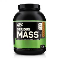 Optimum Nutrition Serious Mass 2724 гр