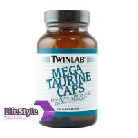 Twinlab Аминокислота Mega Taurine 50 капс