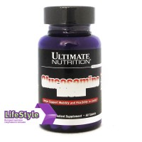 Ultimate Nutrition Glucosamine & MSM 60 капс