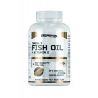 FISH OIL + VITAMINE E 90 softgels капс