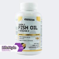 FISH OIL + VITAMINE E 90 softgels капс