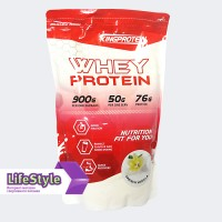 King Protein Протеин Whey Isolate 900 гр
