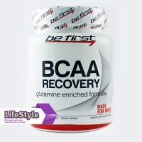 Be First Аминокислоты BCAA 2:1:1 Recovery 250 гр