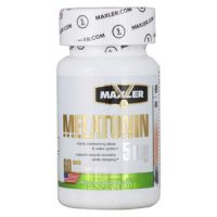 Maxler Melatonin 5 mg 60 табл