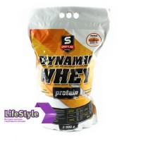 Протеин SportLine Dynamic Whey 3000 гр