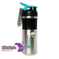 Blender Bottle SportMixer Stainless 828 мл