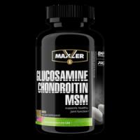 Glucosamine-Chondroitine-MSM (Maxler) 180 табл