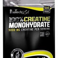 BT 100% Creatine Monohydrate bag 500 гр