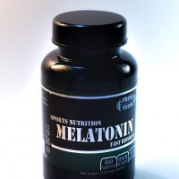 MELATONIN 10 мг Frog Tech 60 капс_60caps_60servings_10mgeach