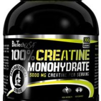 BT 100% Creatine Monohydrate yar 500 гр