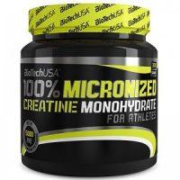 BT 100% Creatine Monohydrate yar 300 гр