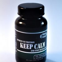 Keep Calm and Stop Depression Frog Tech 60 капс